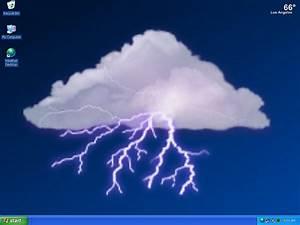 Live Weather Wallpaper for Desktop