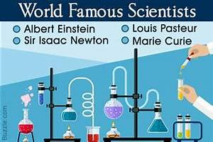 10 Famous Scientists and Their Discoveries