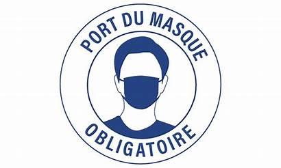 Masque Obligatoire Port Leers Ville Actualites Mois