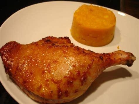 cuisses de canard piquant la cuisine sans lactose