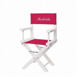 Petite Chaise Bebe 1 An : chaise metteur en sc ne enfant rose fuchsia ma petite chaise ~ Teatrodelosmanantiales.com Idées de Décoration
