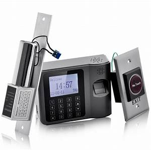 Complete Biometric Time Attendance And Access Control