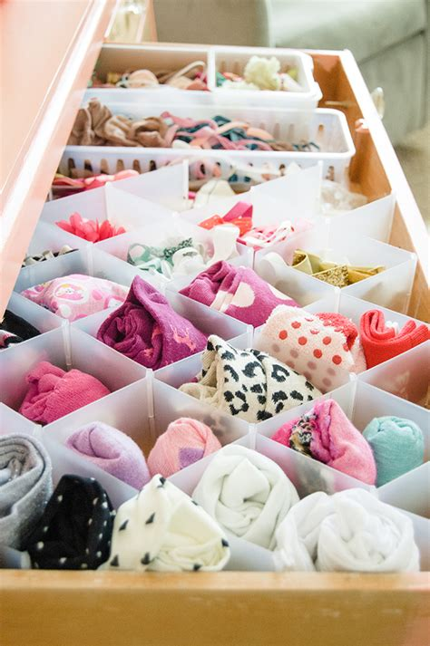 pull out drawers tips for organizing baby clothes momtastic com