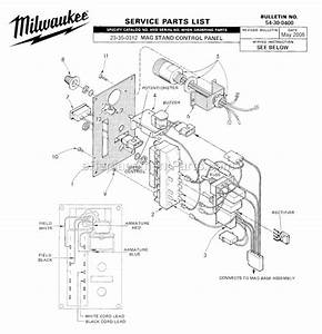 Milwaukee 4202 Parts List And Diagram   Ereplacementparts Com