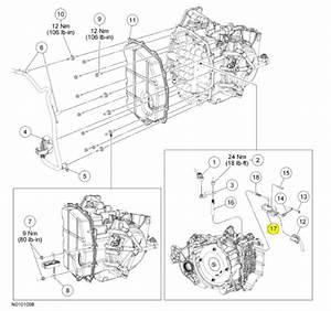 2010 Ford Fusion 2 5 Doch 4 Cyl Range Sensor Locstion