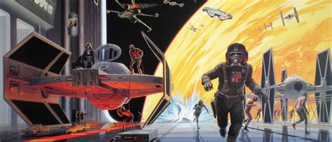 Han Solo Ralph McQuarrie Reference Revealed By Director ...
