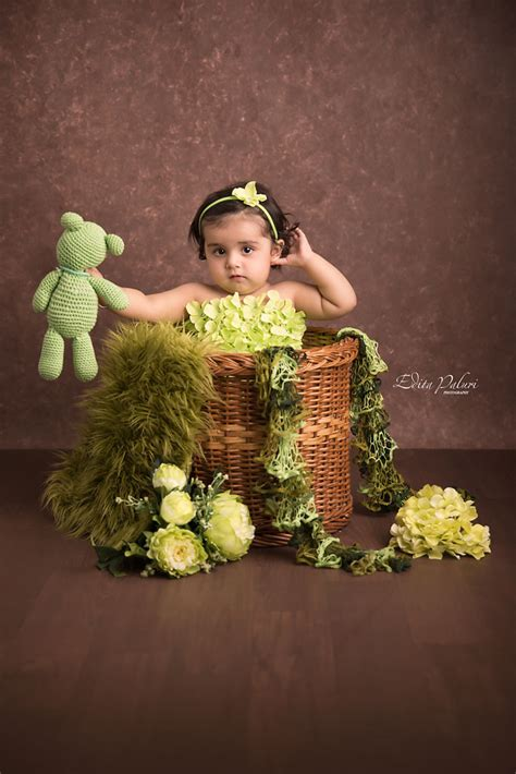 beautiful  year  baby girl pictures edita photography