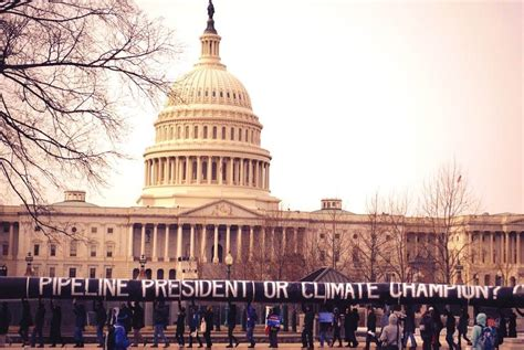 The Keystone XL pipeline is set to bring toxic tar sands ...