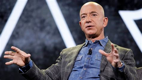 Amazon's founder Jeff Bezos to step down as CEO