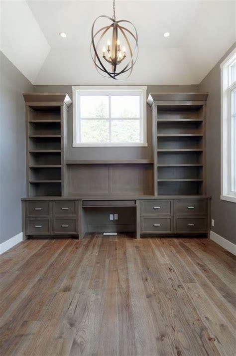 built in desk ideas for home office built in office desk transitional den library office