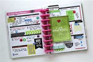 create 365 the happy planner meal planner in me my big ideas