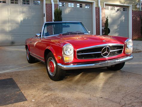 Mercedes Sl Class Modification by Toddemily 1971 Mercedes Sl Class Specs Photos