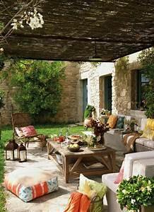 Mediterrane Gärten Bilder : mediterrane gartengestaltung 31 attraktive bilder ~ Orissabook.com Haus und Dekorationen