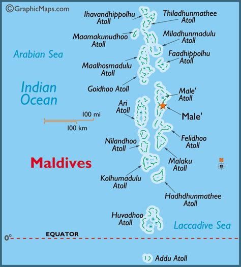 maldives map     maldives geography