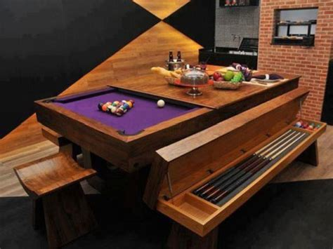 dining room pool table combo marceladick