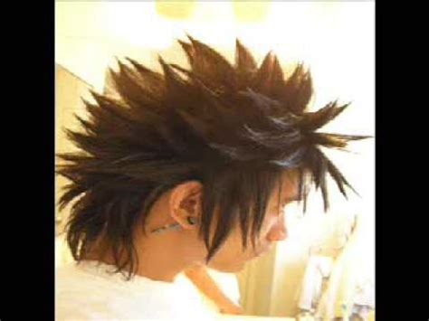 Japanese Hairstyles Male