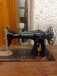 Ancienne Machine A Coudre : machine coudre singer ancienne sur pied en fonte ~ Melissatoandfro.com Idées de Décoration