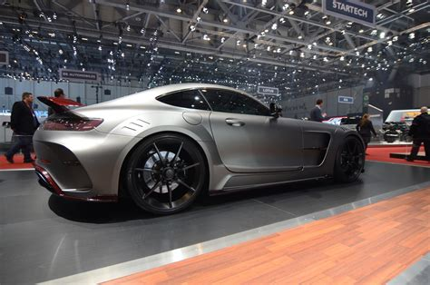 Geneva 2016 Mansory Mercedesamg Gt S Gtspirit