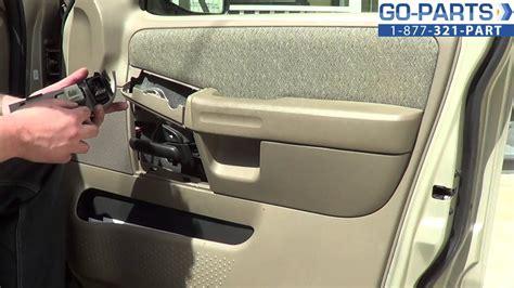 remove electric window    chrysler