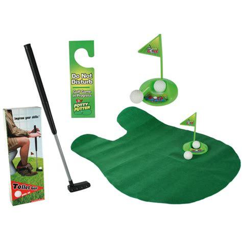 mini golf de bureau mini golf pour toilettes kas design distributeur de