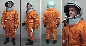 Russian Astronaut Suit (page 2) - Pics about space