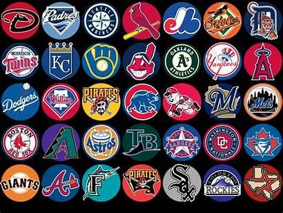 Mlb Logos Team Baseball Teams Clip Clipart