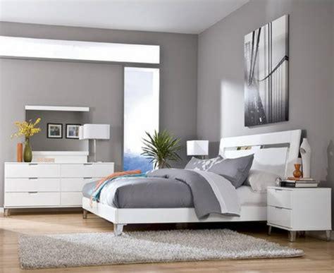 Wandfarbe Grau Weiße Möbel by 1001 Ideen F 252 R Wandfarbe Graut 246 Ne F 252 R Die W 228 Nde Ihrer