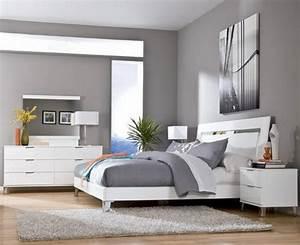 Welche Wandfarbe Schlafzimmer : 1001 ideen f r wandfarbe graut ne f r die w nde ihrer wohnung ~ Markanthonyermac.com Haus und Dekorationen