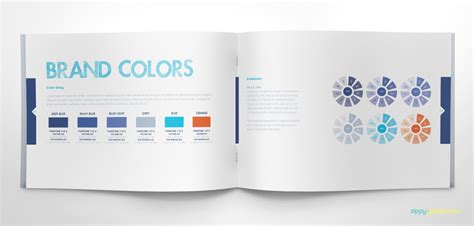 free brand guidelines template free brand guidelines template brandbooks zippypixels