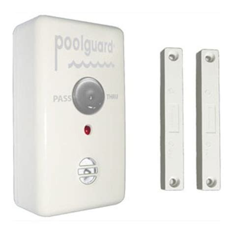 pool door alarm poolguard gapt 2 outdoor pool gate alarm baby safety shop