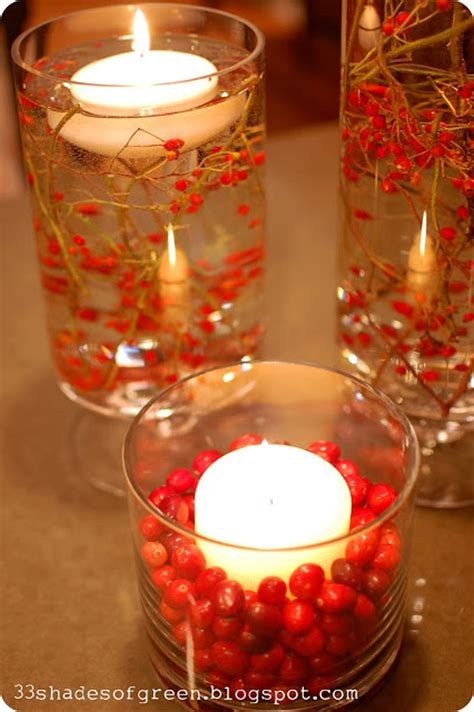 top  diy beautiful christmas candles  candle holders