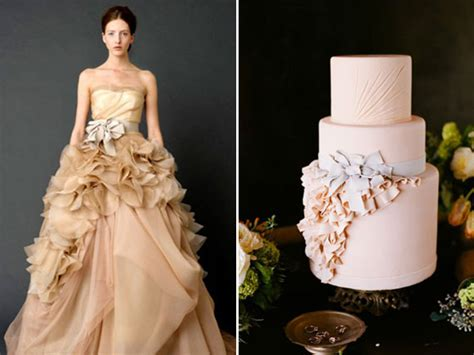 dress  cake  wedding dress inspired cakes