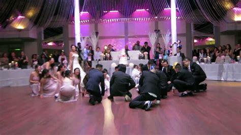 best wedding entrance harlem shake