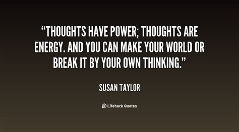 power  thought quotes quotesgram