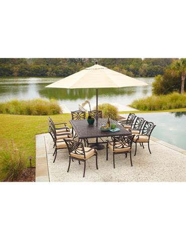 kingsley outdoor dining collection furniture macy s