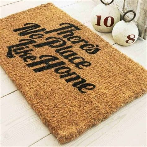theres no place like home doormat 1000 images about there s no place like home on