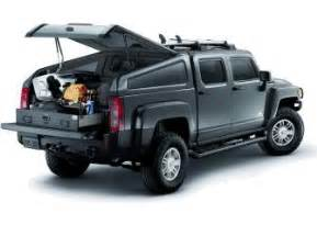 hummer h2 sut cargo bed images frompo