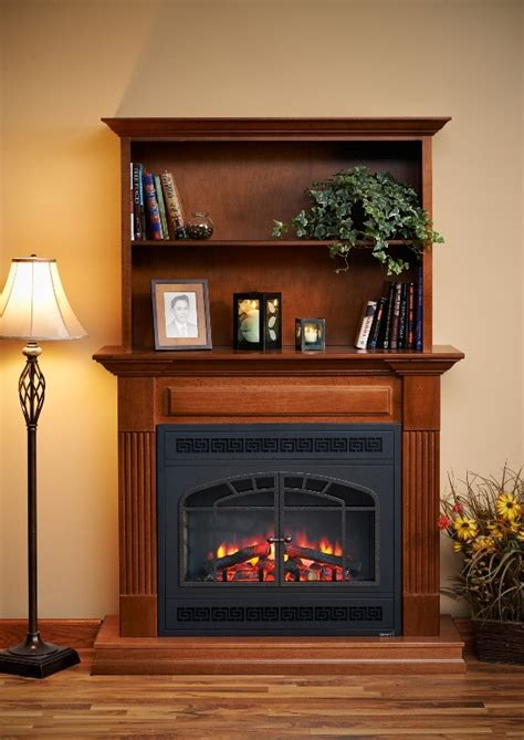 rio grande arch rectangular front electric fireplace