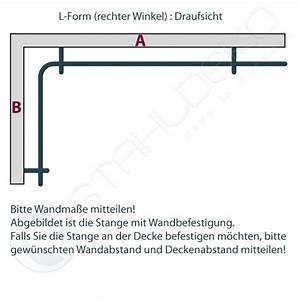 Rechter Winkel Mit Meterstab : gebogene gardinenstangen mit rundrohren oder innenlauf profilen nach ma ~ Watch28wear.com Haus und Dekorationen