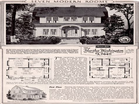 christine dutch colonial sears dutch colonial house plans