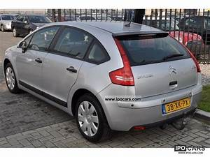 Citroen C4 Berline : 2007 citroen c4 berline 1 6 16v caractere ecc pdc trekhaak car photo and specs ~ Gottalentnigeria.com Avis de Voitures