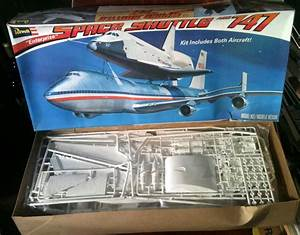 Revell Space Shuttle and 747 H-177 Model Kit 1/144 Scale ...