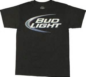 bud light t shirt bud light logo t shirt sheer