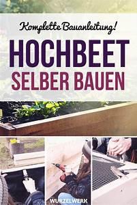 Hochbeet Selber Bauen Günstig : hochbeet aus holz selber bauen einfache bauanleitung ~ A.2002-acura-tl-radio.info Haus und Dekorationen