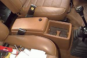 Jeep Yj Oem Center Console