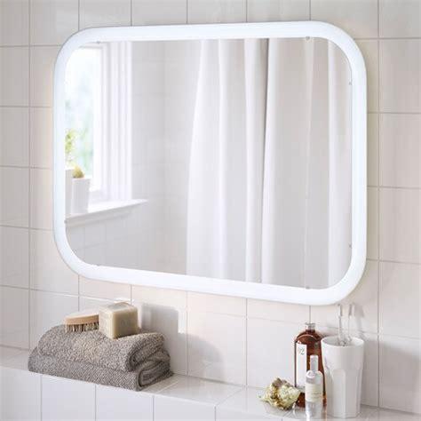 storjorm mirror  integrated lighting ikea