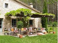 excellent patio decor ideas ideas Bringing Bright Color Accents into Outdoor Rooms, Before and After Patio Ideas