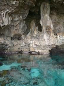 Island Niue Avaiki Cave