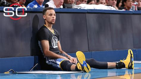 Stephen Curry out of Warriors lineup vs. Hawks with ankle ...