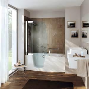 Vasca e doccia insieme cose di casa